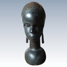 Hardwood African  Carving