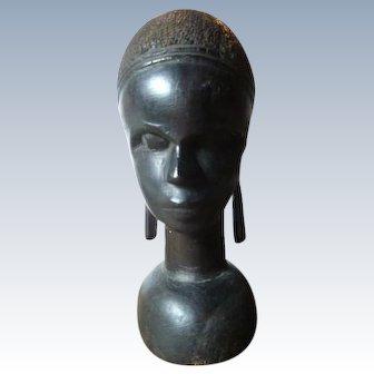 Hardwood African  Carving