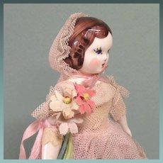 """Sweetest 7"""" Ruth Gibbs Little Lady Flower Girl"""
