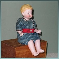 "9 1/2"" Early Kestner 13 pc Mold Child All Original!"