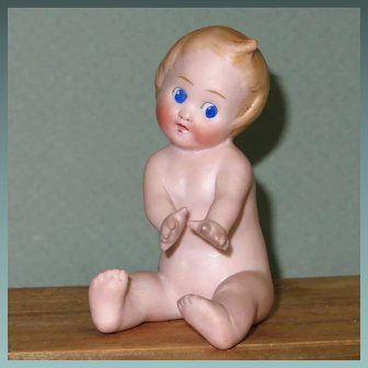 "3"" Goebel Position Baby - Also Called Action Baby"