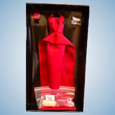 """16"""" Gene Doll Ransom in Red Outfit 1998 with Box, Tag and COA"""