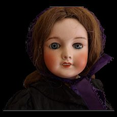 Antique French Bisque Doll SFBJ Unis Child #301