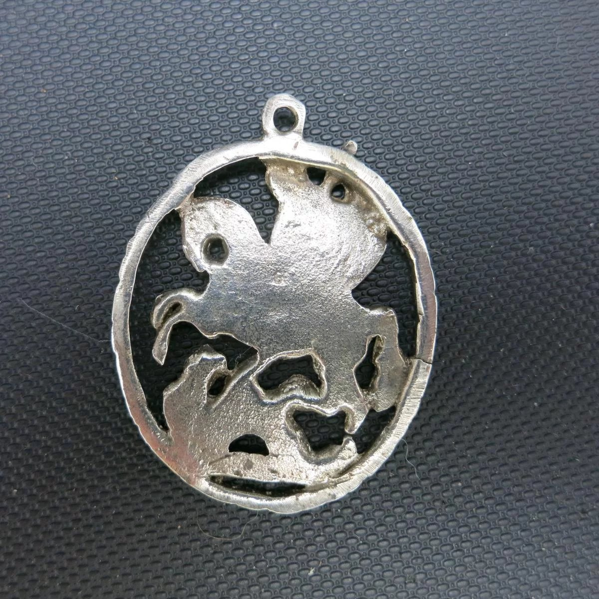 style pendant george amp image st owned dragon gold pre yellow jewellery coin