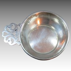 Baby Bowl sterling silver porringer Colonial Traditional Style