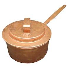 Copper pot colonial williamsburg restoration