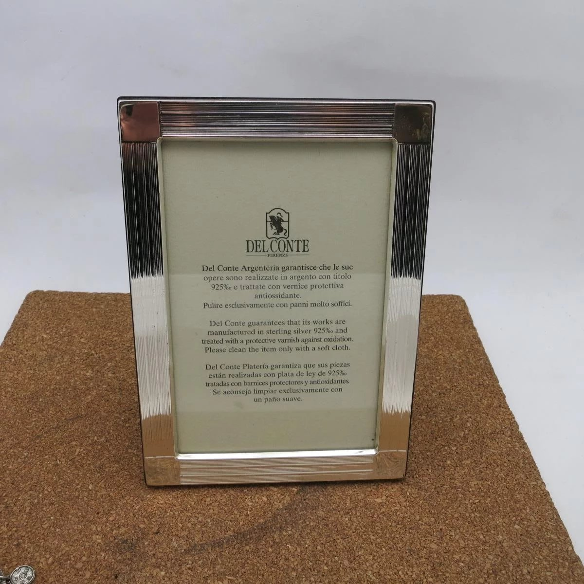a05e46f780 Cleaning Sterling Silver Picture Frames - Best Photos Of Frame ...