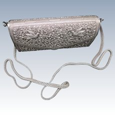 Jakarta Silver purse  DJOKJA SILVER Indonesia Yogya 800 silver