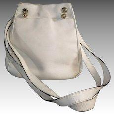 Bottega Veneta cross body Vintage WHITE SUMMER bag
