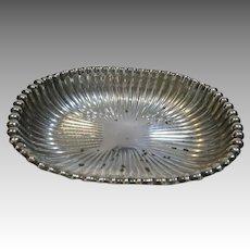 Gorham sterling silver trinket dish Leamington Oval