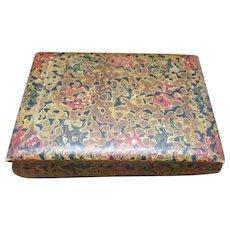 Japanese Lacquer box Wakasa technique
