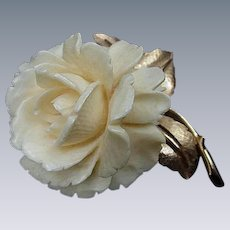 Boucher Rose Pin