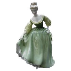 "Royal Doulton 1962 ""Fair Lady"" Figurine,, No. 2193"