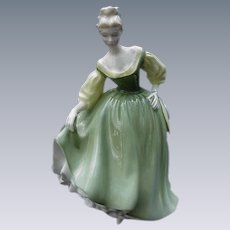"Royal Doulton 1962 ""Fair Lady"" Figurine,, No. 2193"