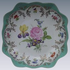 Andrea by Sadek Porcelain Bowl, Paris Royal, Hand-Painted