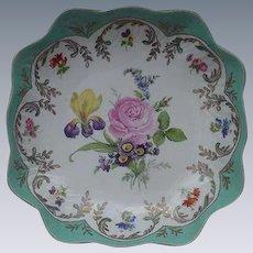 Andrea by Sadek Porcelain Bowl, Paris Royal, Hand-Painted