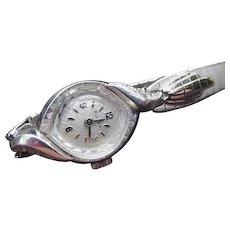 Vintage 10 Kt. Rolled Gold Plate Bulova Ladies Wrist Watch