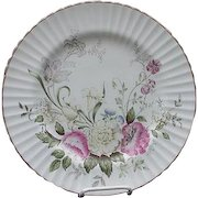 Paragon DuBarry Dinner Plate, England