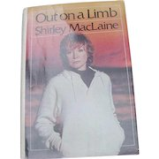 """Shirley MacLaine's Personal Memoir, """"Out on a Limb"""", 1983"""
