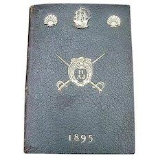 Works of Daniel Defoe, Vol. 6, Captain Singleton,1895, Leather Bound British Armorial Binding