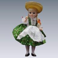Madame Alexander Heidi Doll