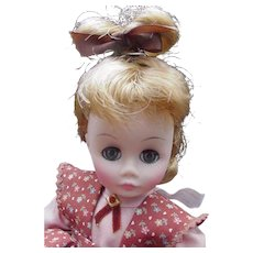 Vintage Madame Alexander Doll, Meg from Little Women