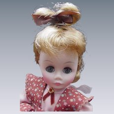 Vintage Madame Alexander Doll, Meg from Little Women