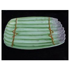 Vintage Asparagus Tray, Made in Italy