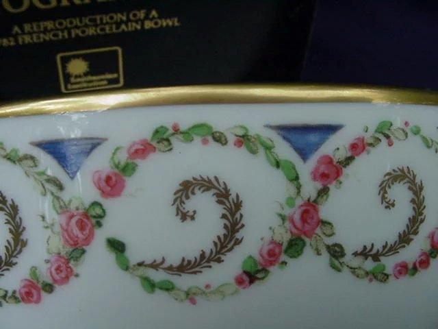 Vintage Lenox Porcelain and Smithsonian Collection General Washington : Estate Treasure Trove