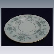 Castleton China USA Bread and Butter Plate, Caprice Pattern