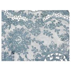 Beautiful 19th C. Lace Collar