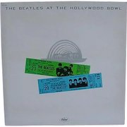 The Beatles at the Hollywood Bowl, Album, Record, Sleeve