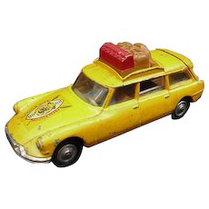 Corgi Diecast Toy Citroen Safari Wagon, Made in Gr. Britain