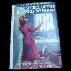 The Secret of the Barred Window by Margaret Sutton, Grosset & Dunlap, 1943