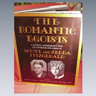Book, Autobiography from Scott & Zelda Fitzgerald's Scrapbooks