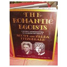 Book, Autobiography from Scott & Zelda Fitzgerald's Scrapbooks
