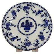 11 MINTON Delft lunch plates #G1613