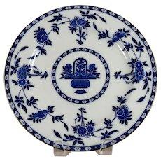 10 MINTON Delft dinner plates #G1613