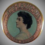 Eye-Lash-Ine Eyelash Remedy Tin