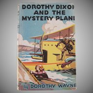 Dorothy Dixon and the Mystery Plane Hard Back Book 1933
