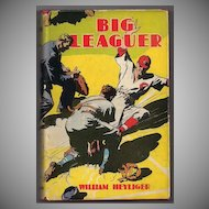 'Big Leaguer' Hard Back Book