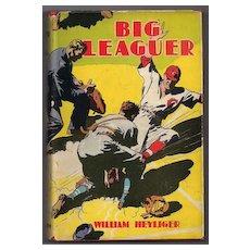 'Big Leaguer' Hard Back Book