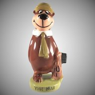 Yogi Bear Ceramic Figure Designed by Don Winton of California