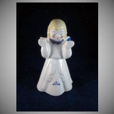 Kay Finch California Pottery Angel with Hands Up Figure