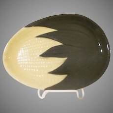 Shawnee Corn Queen Salad Plate 93