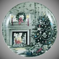 Johnson Brother's Friendly Village Christmas Coaster - Have 3