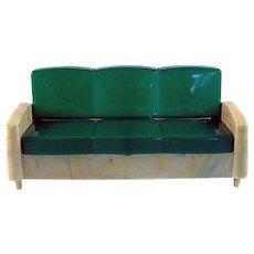 Ideal Hard Plastic Sleeper Sofa Bed - Hard to Find