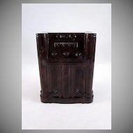 "Ideal 3/4"" Floor Radio Dollhouse Furniture"