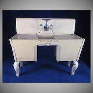 Henry Katz Tin 'Playhouse Sink' Doll Furniture