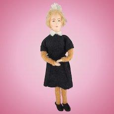 Erna Meyer Maid Dollhouse Doll
